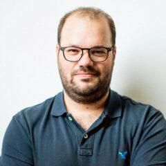Florian Dünser Geschäftsführer voor