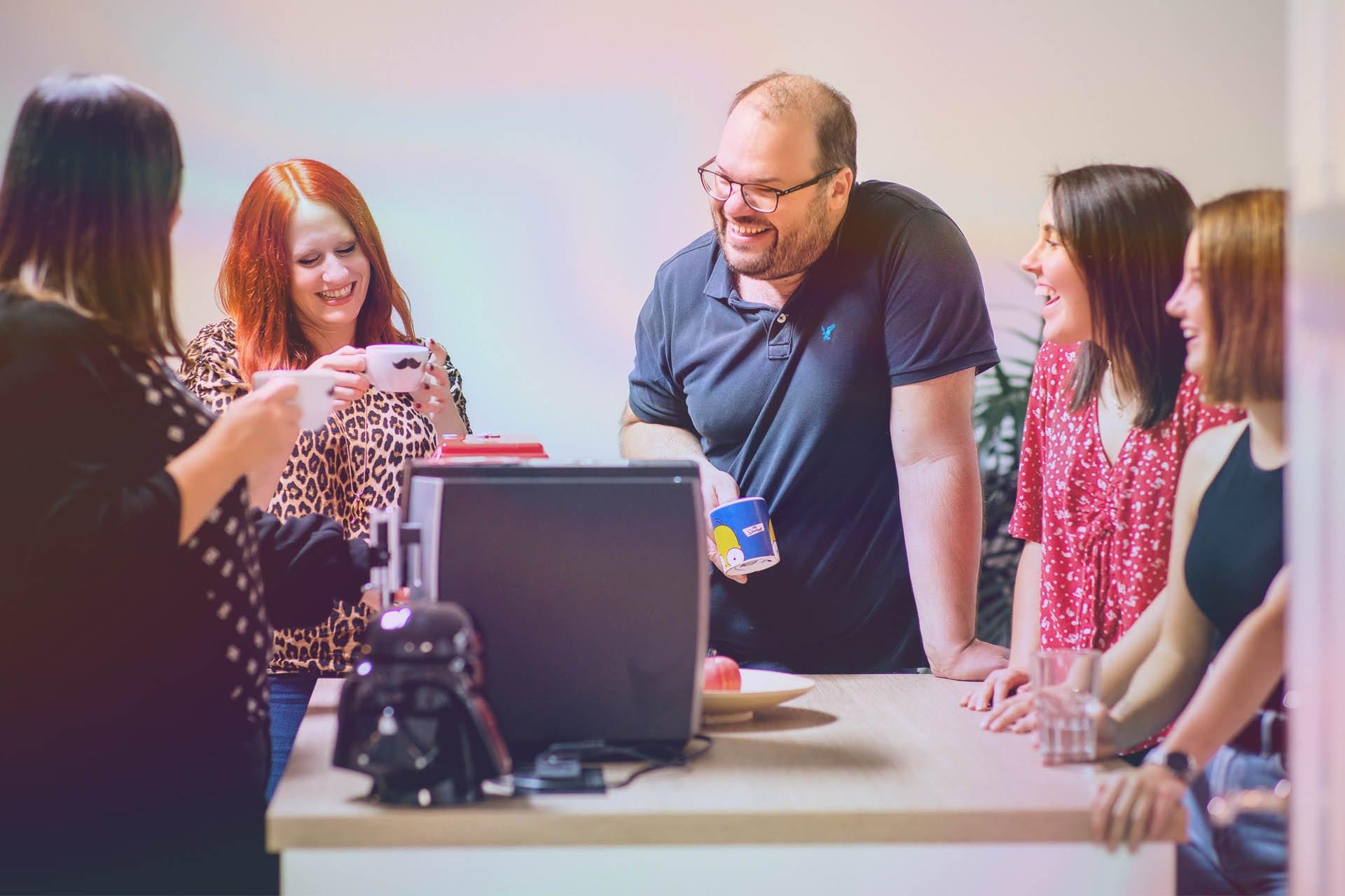 Team voor –Job Online Marketing Expert