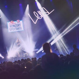 Ö3 Konzertspektakel in Hard mit Cro und Lena